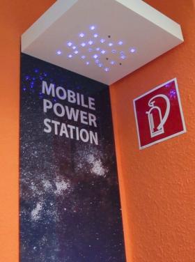 Ladestation für Handys